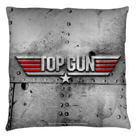 Top Gun Logo Throw