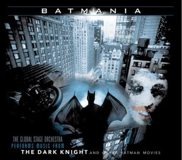Music From The Dark Knight & Other Batman Movies