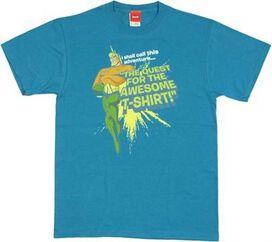Aquaman Quest T-Shirt