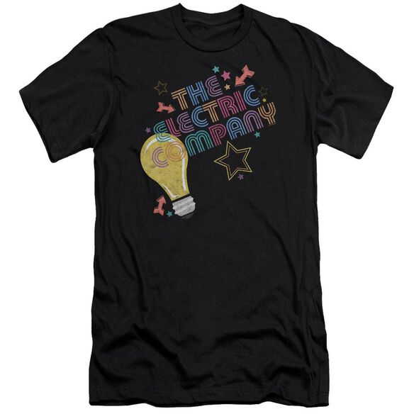 Electric Company Electric Light Short Sleeve Adult T-Shirt