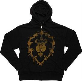 World of Warcraft Alliance Zip Hoodie