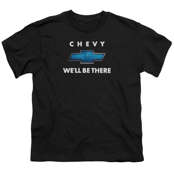 Chevrolet We'll Be There Short Sleeve Youth T-Shirt