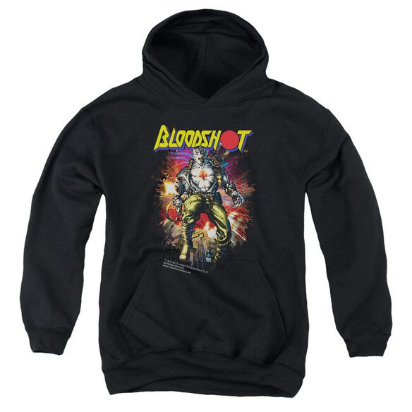 Bloodshot Vintage Bloodshot Youth Pull Over Hoodie
