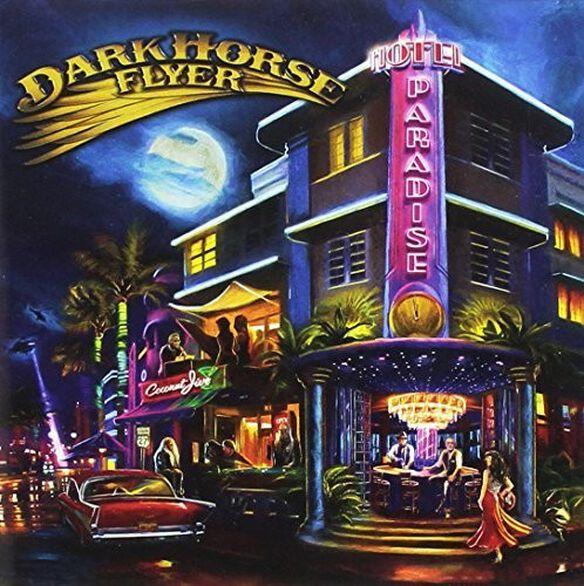 Dark Horse Flyer - Hotel Paradise