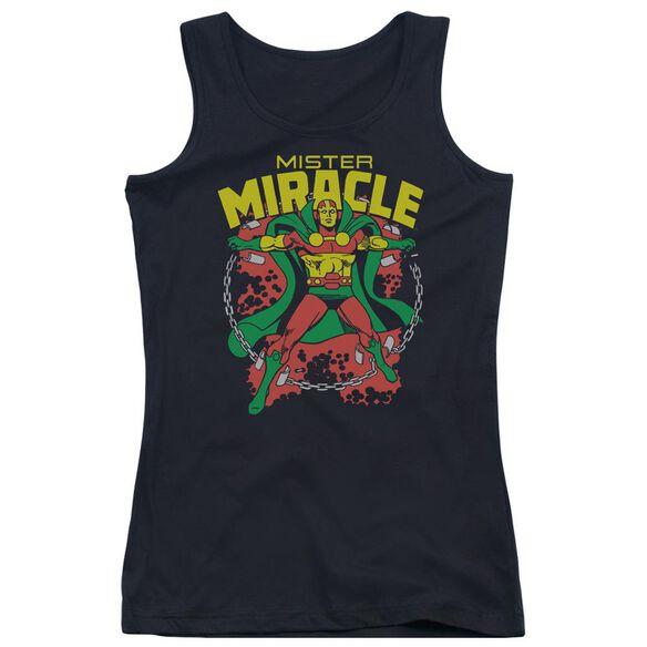 Dc Mr Miracle Juniors Tank Top