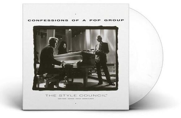Confessions Of A Pop Group (Colored Vinyl) (Colv)