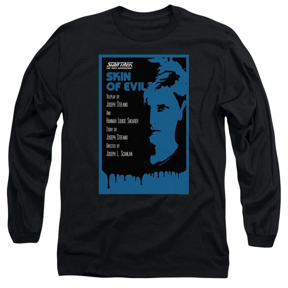 Star Trek Tng Season 1 Episode 23 Long Sleeve Adult T-Shirt