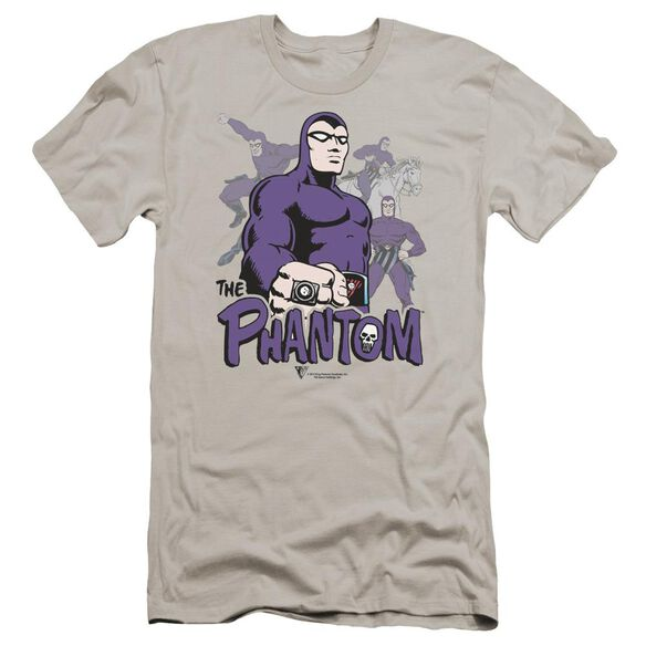 Phantom Kiss The Ring Premuim Canvas Adult Slim Fit