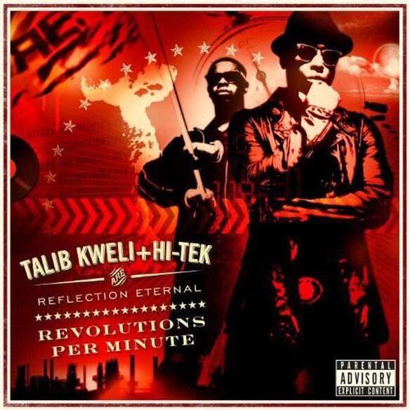 Talib Kweli - Revolutions Per Minute