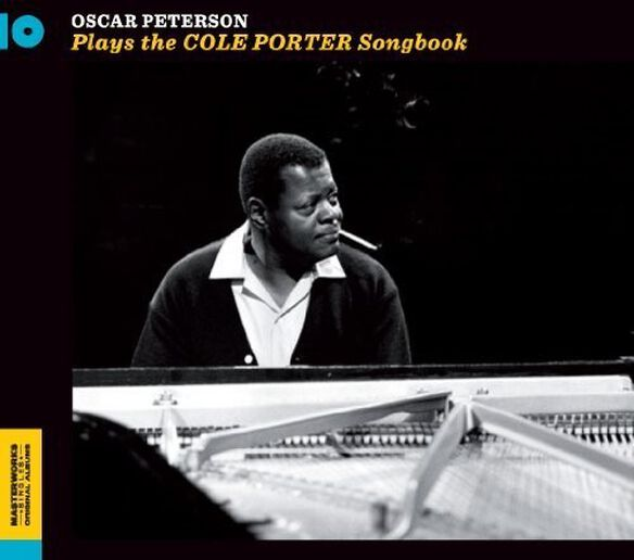 Oscar Peterson / Barney Kessel / Ray Brown - Oscar Peterson Plays Cole Porter
