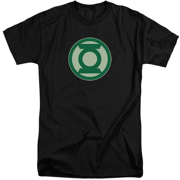 Green Lantern Green Symbol Short Sleeve Adult Tall T-Shirt