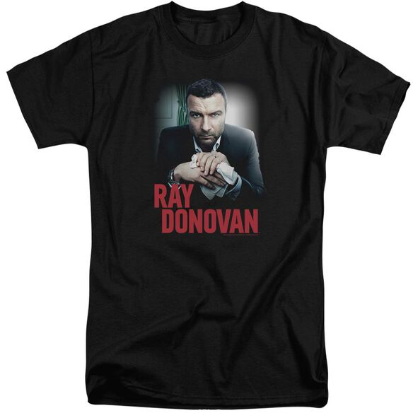 Ray Donovan Clean Hands Short Sleeve Adult Tall T-Shirt