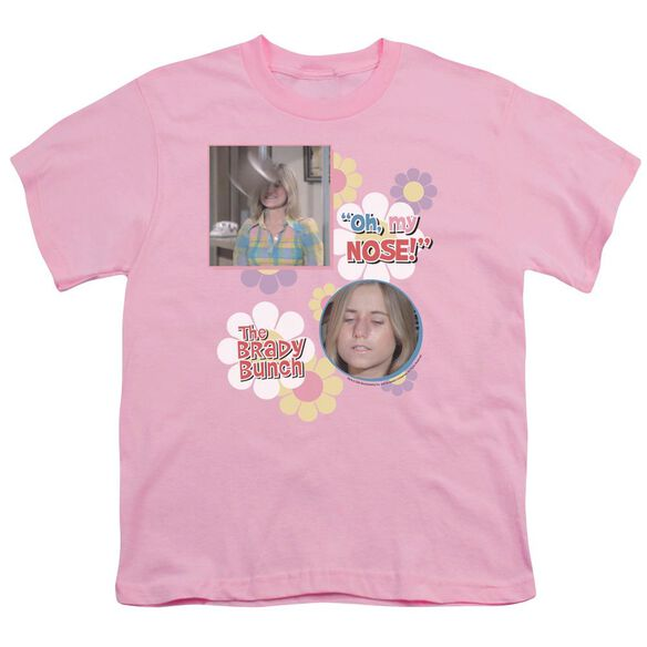 Brady Bunch Oh, My Nose! Short Sleeve Youth T-Shirt