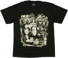 Munsters Collage T-Shirt