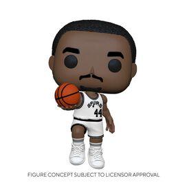 Funko Pop! NBA: Legends- George Gervin (Spurs Home)