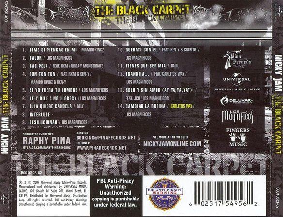 Black Carpet 1207