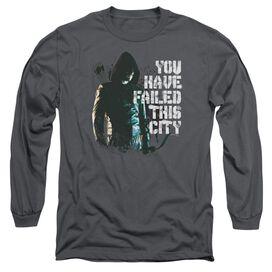 Arrow You Have Failed Long Sleeve Adult T-Shirt