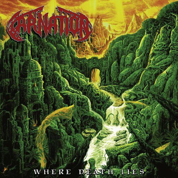 The Carnation - Where Death Lies