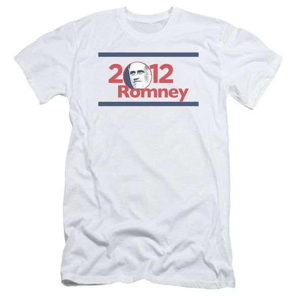 2012 Romney Short Sleeve Adult T-Shirt