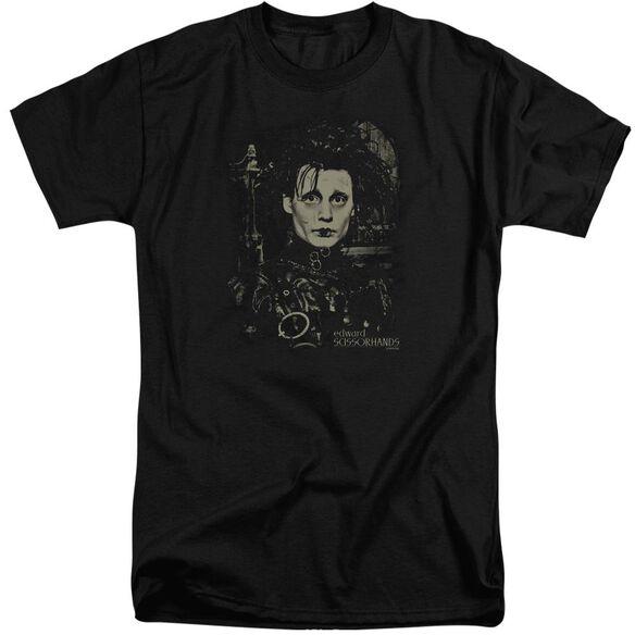 Edward Scissorhands Edward Short Sleeve Adult Tall T-Shirt