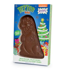 reptar bar deluxe christmas tree packaging - Rugrats Christmas