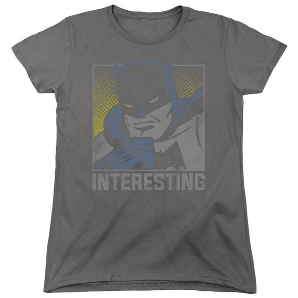 Dc Interesting Short Sleeve Womens Tee T-Shirt