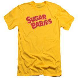 Tootsie Roll Sugar Babies Short Sleeve Adult T-Shirt