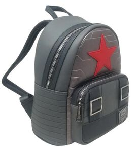 Loungefly Marvel Winter Soldier Mini Backpack
