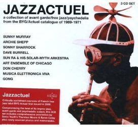 Various Artists - Jazzactuel [Box Set]