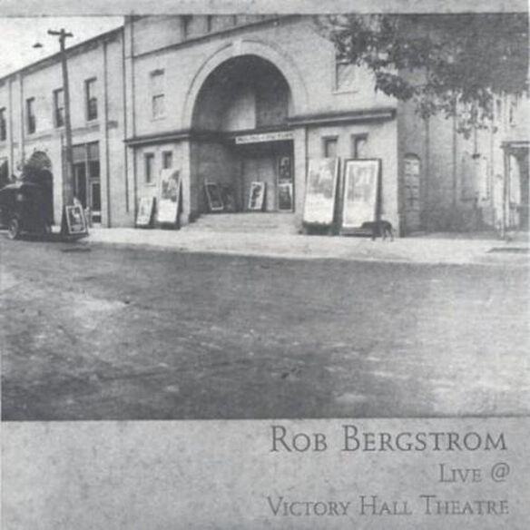Live At Victory Hall Theatre