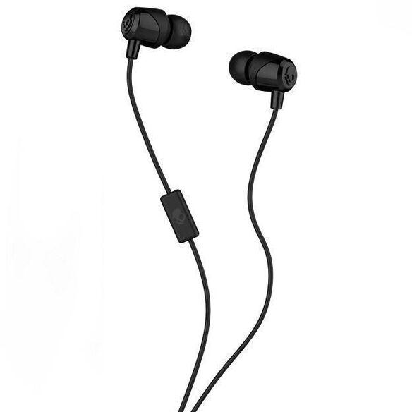 Skullcandy Jib In-Ear Earbuds w/ Mic [Black]