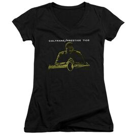 John Coltrane Mellow Yellow Junior V Neck