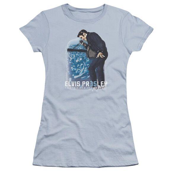 Elvis 35 Th Anniversary 3 Premium Bella Junior Sheer Jersey Light