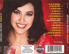 Graciela Beltran - Promesas No