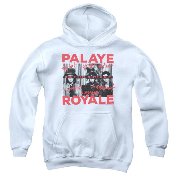 Palaye Royale Oh No Youth Pull Over Hoodie