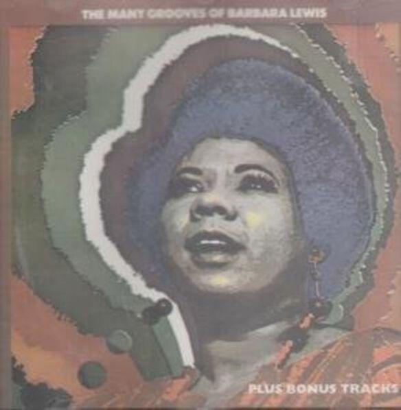 Barbara Lewis - Many Grooves of Barbara Lewis