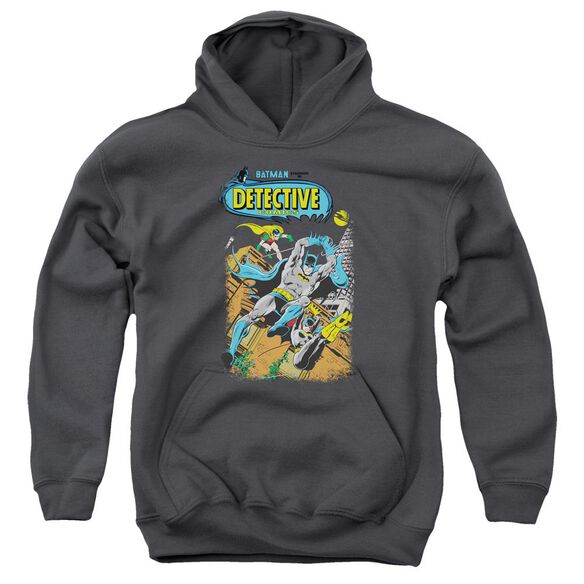 Batman Detective #487 Youth Pull Over Hoodie