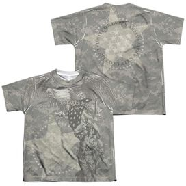 ARMY COUNTRYS CALL (FRONT/BACK PRINT)-S/S YOUTH T-Shirt