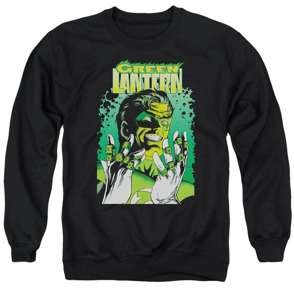 Jla Gl #49 Cover Adult Crewneck Sweatshirt