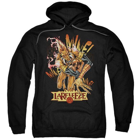 Green Lantern Larfleeze Adult Pull Over Hoodie