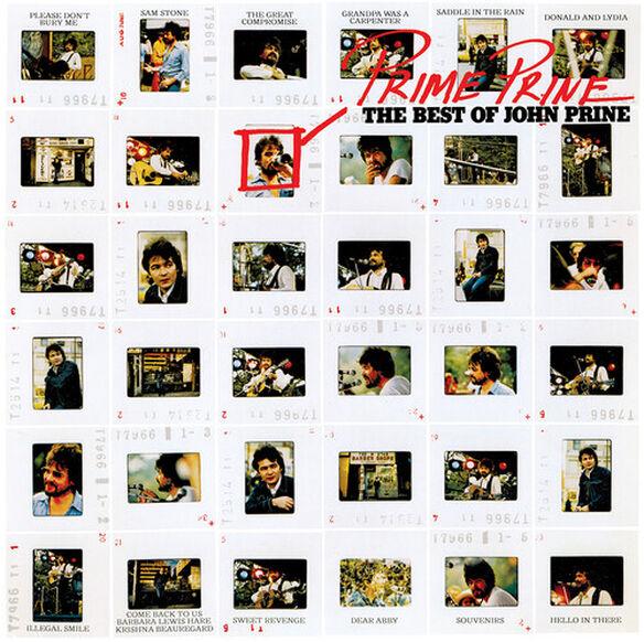 John Prine - Prime Prine: The Best Of John Prine