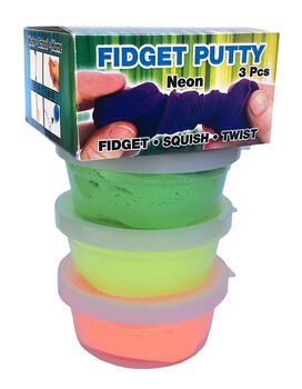 Mystery Fidget Putty