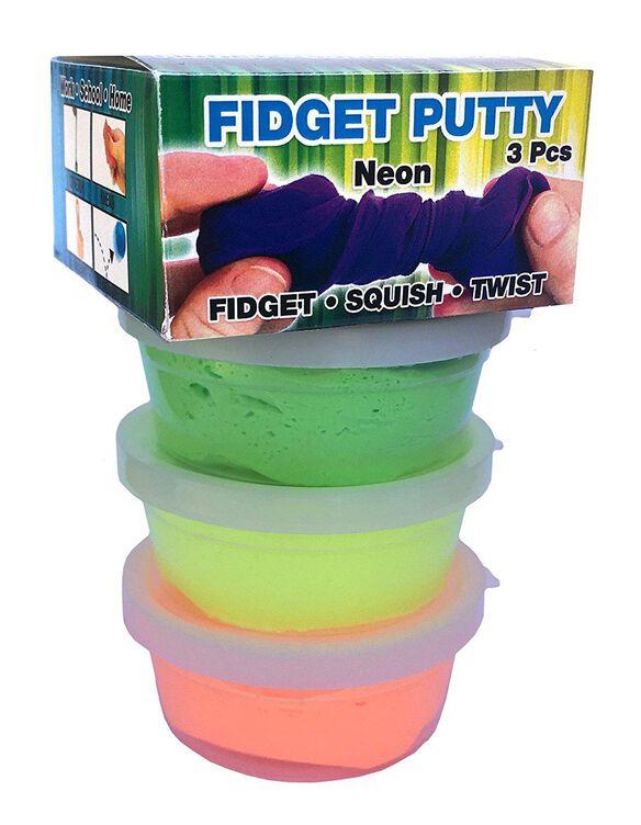 Mystery Fidget Putty