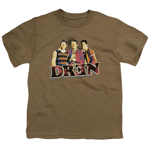 Happy Days Dren Short Sleeve Youth Safari T-Shirt