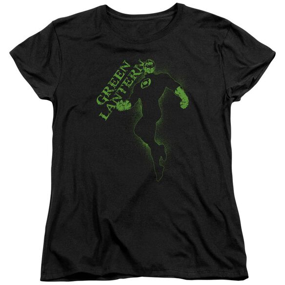 Gl Lantern Darkness Short Sleeve Women's Tee T-Shirt