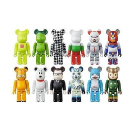 Bearbrick Series 36 - Single Blind Box (1 random figure per purchase)