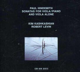 Kim Kashkashian - Hindemith Sonatas