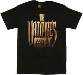 Vampires Assistant Logo T-Shirt