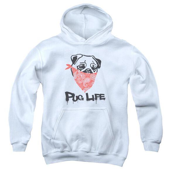 Pug Life Youth Pull Over Hoodie