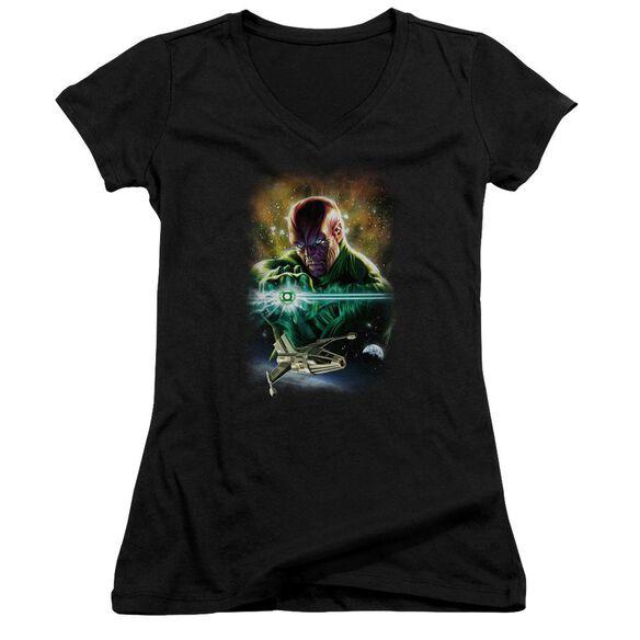 Jla(Gl) Abin Sur Junior V Neck T-Shirt